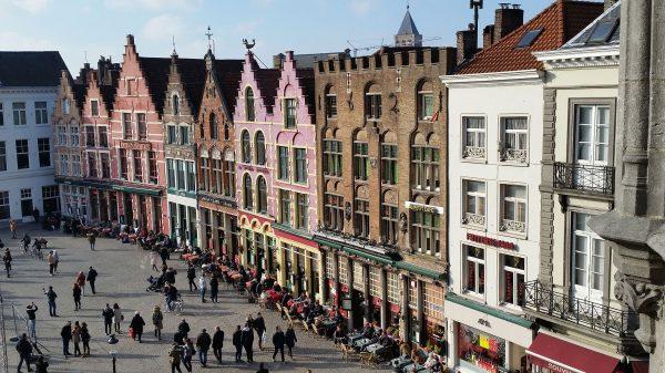 Bruges-Markt